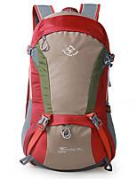 abordables -35 L Sacs à Dos - Vestimentaire, Respirabilité Extérieur Randonnée, Camping, Voyage Violet, Rouge, Bleu