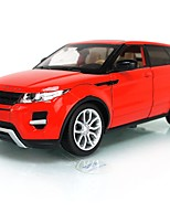 cheap -Toy Car SUV Car New Design Metal Alloy Child's Teenager All Boys' Girls' Toy Gift 1 pcs