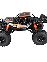 cheap -RC Car 2837 4CH 2.4G Rock Climbing Car 1:10 8 km/h KM/H