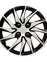 Недорогие -1 шт. Крышка ступицы 14 inch Мода пластик / Металл Колпаки на колесаForУниверсальный Дженерал Моторс Все года