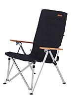 Недорогие -Naturehike Складное туристическое кресло На открытом воздухе Алюминиевый сплав 7075 Сверх-легкий алюминий, Нейлоновая сердцевина для Пляж / Походы - 1 Зеленый / Черный