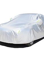 abordables -Cobertura completa Cubiertas de coche Película de aluminio al vacío Reflexivo For Nissan Sylphy Todos los Años For Todas las Temporadas