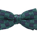 cheap -Unisex Party / Basic Bow Tie - Geometric / Print / Color Block Bow