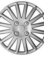 cheap -1 Piece Hub Cap 14 inch Business Plastic / Metal Wheel CoversForGeneral Motors All years