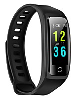 cheap -Smart Bracelet Smartwatch CB606 for iOS / Android 4.3 and above Heart Rate Monitor / Waterproof / Blood Pressure Measurement / Long Standby / Exercise Record Pedometer / Call Reminder / Sleep Tracker