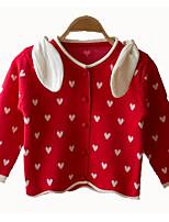 economico -Bambino (1-4 anni) Da ragazza Con stampe Manica lunga Completo e giacca