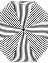 Недорогие -Полиэстер / Нержавеющая сталь Все Новый дизайн / Творчество Складные зонты