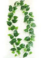 cheap -Artificial Flowers 1 Branch Single Rustic Plants Wall Flower