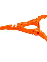 Недорогие -Поддерживает Кронштейн Легкость / Мини / Стенд в комплекте ESP+PC На открытом воздухе для Рыбалка / Пешеходный туризм / Походы Оранжевый