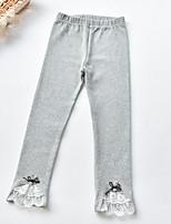 cheap -Kids Girls' Print Leggings