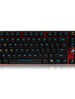 cheap -DAREU Dareu Cable Monochromatic Backlit Keyboards 87 pcs Gaming Keyboard Cool USB Powered powered
