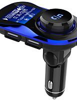 abordables -OJADEBC28 Bluetooth 4.2 Bluetooth Coche Kit Manos libres del coche Bluetooth Coche