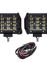 cheap -2pcs Car Light Bulbs 36 W Integrated LED 3600 lm 12 LED Exterior Lights For universal 2018