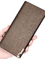 cheap -Men's Bags PU(Polyurethane) Wallet Sequin Gold