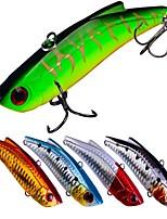 economico -5 pcs pc Esca Esche rigide Plastica All'aperto Pesca a mulinello / Pesca con esca / Pesca dilettantistica