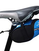 baratos -0.9 L Bolsa para Bagageiro de Bicicleta Portátil, Leve, Fácil de Instalar Bolsa de Bicicleta 300D poliéster Bolsa de Bicicleta Bolsa de Ciclismo Moto
