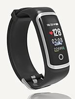 abordables -Pulsera inteligente YY-M4 para Android 4.3 y superior / iOS 7 y superior Monitor de Pulso Cardiaco / Impermeable / Calorías Quemadas / Standby Largo / Pantalla Táctil Podómetro / Recordatorio de