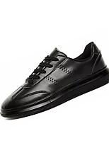 cheap -Men's PU(Polyurethane) Summer Comfort Sneakers White / Black / Red