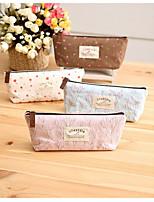 cheap -Unisex Bags Canvas Wallet Zipper Blushing Pink / Beige