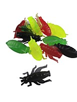 cheap -100 pcs pcs Fishing Lures Soft Bait Silicone Easy to Carry / Ultra Light (UL) Sea Fishing / Bait Casting / Ice Fishing