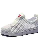 cheap -Boys' / Girls' Shoes Mesh Summer Comfort Sneakers Hollow-out for Kids White