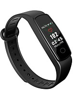cheap -Smart Bracelet C19-SH for iOS / Android Touch Screen / Waterproof / Calories Burned Pedometer / Sleep Tracker / Find My Device
