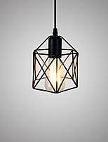 abordables -Lámparas Colgantes Luz Ambiente 110-120V / 220-240V Bombilla no incluida