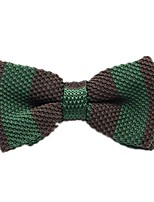 cheap -Unisex Basic Bow Tie - Striped / Color Block / Patchwork Bow