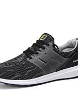cheap -Men's Mesh Spring Comfort Sneakers Black / Gray