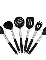 cheap -Kitchen Tools Stainless Steel + Plastic New Design / Multifunction / Creative Kitchen Gadget Specialty Tools / Cooking Tool Sets / Spoon Rests & Pot Clips Everyday Use / Multifunction / Cooking