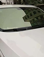 cheap -Black / Transparent Car Stickers Business Front Windshield Film(Transmittance>=70%) Car Film