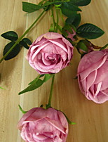 Недорогие -Искусственные Цветы 1 Филиал Классический Модерн / Простой стиль Вечные цветы Букеты на стол
