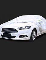 baratos -Cobertura Total Capas de carro Algodão / Filme de alumínio Reflector / Barra de aviso For Ford Mondeo 2004 / 2005 / 2006 For Todas as Estações