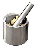 Недорогие -Кухонные принадлежности Нержавеющая сталь / железо Износостойкий / Инструменты Специализированные инструменты / Приспособления для чеснока Для приготовления пищи Посуда / Необычные гаджеты для кухни