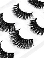 cheap -lash False Eyelashes Multi-functional / Pro Makeup 1 pcs Eye Professional / Fashion Daily Wear Daily Makeup / Halloween Makeup / Party Makeup Natural Curly Beauty Cosmetic Grooming Supplies