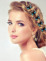 cheap -Pins Hair Accessories Rhinestones Wigs Accessories Women's 10pcs pcs 1.2m cm Daily Wear Headpieces Adorable