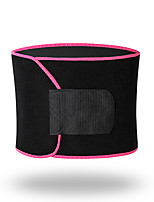 cheap -Sweat Waist Trimmer / Sauna Belt With 1 pcs Terylene Adjustable, Stretchy Weight Loss, Calories Burned, Tummy Fat Burner For Yoga / Exercise & Fitness / Bodybuilding Waist Sports Outdoor