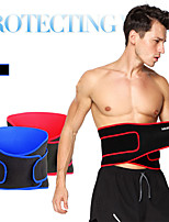 cheap -Waist Trimmer / Sauna Belt With 1 pcs Lycra Stretchy Adjustable / Retractable, Breathable, Training For Exercise & Fitness / Gym / Workout Waist Men's
