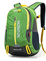 cheap -20 L Hiking Backpack - Breathability Outdoor Hiking, Camping, Travel Oxford Cloth Black, Green, Blue