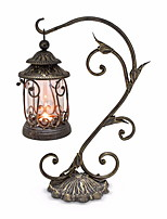 cheap -European Style Iron Candle Holders Candelabra 1pc, Candle / Candle Holder