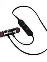 baratos -COOLHILLS LY-11 EARBUD Bluetooth 4.2 Fones Fones Metal Esporte e Fitness Fone de ouvido Estéreo / Com controle de volume / Atração de ímã Fone de ouvido