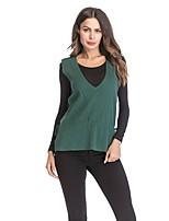cheap -Women's Active Vest - Solid Colored