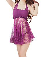 cheap -Women's Suits Nightwear - Lace, Jacquard