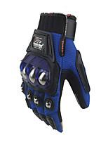 baratos -Madbike Dedo Total Unisexo Motos luvas Mistura de Material Respirável / Anti-desgaste / Protecção