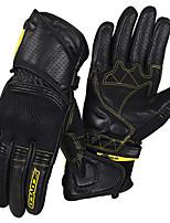 Недорогие -Scoyco Полныйпалец Муж. Мотоцикл перчатки Углеродное волокно Сенсорный экран / Износостойкий / Ударопрочность