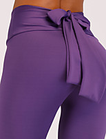 preiswerte -Damen Ausgehen Sportlich Legging - Solide Hohe Taillenlinie