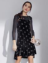 cheap -Sweet Curve Women's Blouse - Geometric Dress