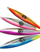 economico -1 pcs pc Esche rigide / Esca metallica / Kit da pesca Esche rigide / Esca metallica Metallo Facile da trasportare Pesca di mare / Pesca a mulinello / Pesca di acqua dolce