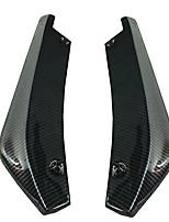 Недорогие -2pcs Автомобиль Бамперы Общий Тип пряжки For Автомобильный задний бампер For Универсальный Все года