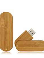 abordables -Ants 32GB memoria USB Disco USB USB 2.0 Madera / Bambú Rotativo